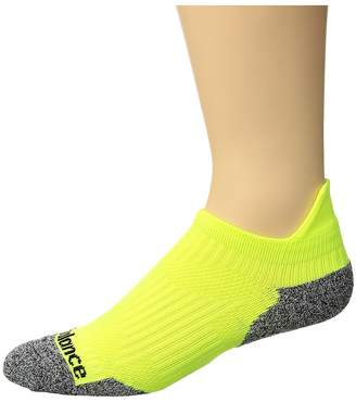 New Balance Cushioned Running No Show Tab Sock 1-Pair Pack No Show Socks Shoes