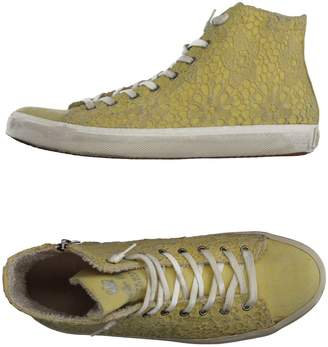 Leather Crown High-tops & sneakers - Item 11110321