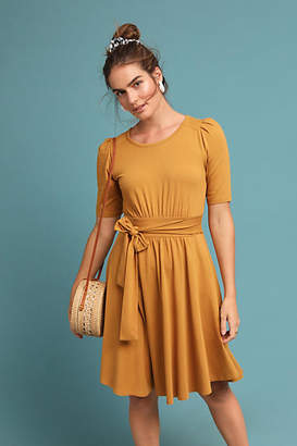 Maeve Valencia Belted Dress