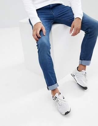 Blend of America Cirrus Skinny Jeans Midwash