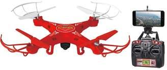 DAY Birger et Mikkelsen World Tech Toys Striker Live Feed Spy Quadcopter Drone