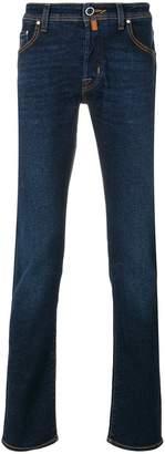 Jacob Cohen dark fade denim jeans