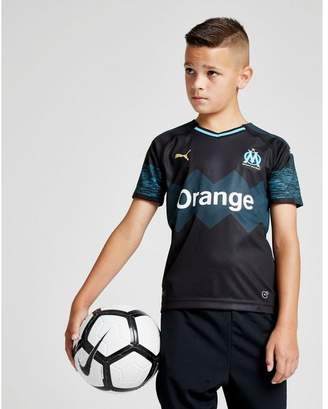 Puma Olympique Marseille 2018/19 Away Shirt Junior