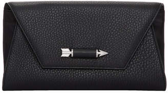 Mackage Black Flex Clutch