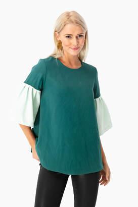 Avon Lane Harper Bell Sleeve Blouse