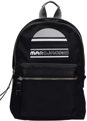 Marc Jacobs Trek Pack Medium Logo Backpack