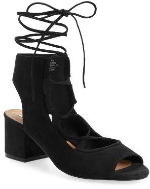 Women's Steve Madden Admire Block Heel Sandal $89.95 thestylecure.com