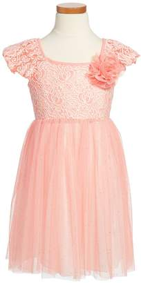 Popatu Tulle Skirt Party Dress