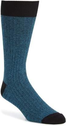 Ted Baker Polbray Ribbed Socks