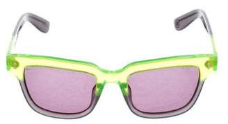 Opening Ceremony Bicolor Tinted Sunglasses