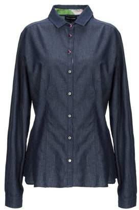 Diana Gallesi Denim shirt