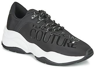 EOYUBSI9 men's Shoes (Trainers) in Black