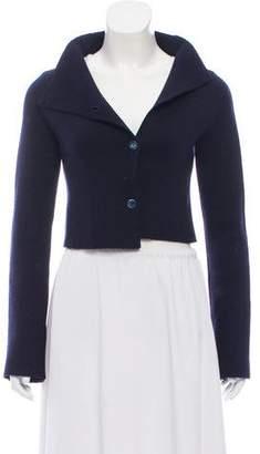 Marni Cropped Wool Jackets