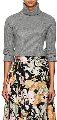 Barneys New York Women's Cashmere Turtleneck Sweater - Gray