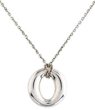 Tiffany & Co. Sevillana Pendant Necklace