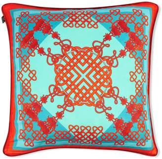 Bivain - Arcadia Large Silk Cushion
