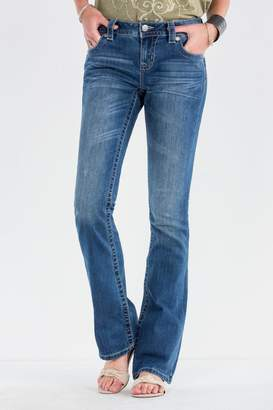 Miss Me Feather Falls Bootcut Jeans