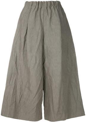 Dusan Wide leg trousers