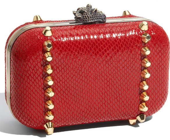 House of Harlow 1960 'Val' Box Clutch