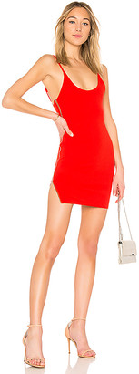 superdown Clara Side Zip Bodycon