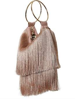 Sloane FARRAH & Mila Short Fringing Bag
