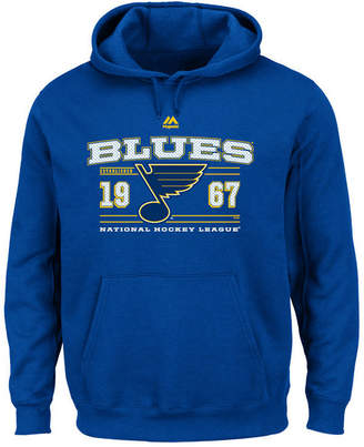 Majestic Men's St. Louis Blues Winning Boost Hoodie