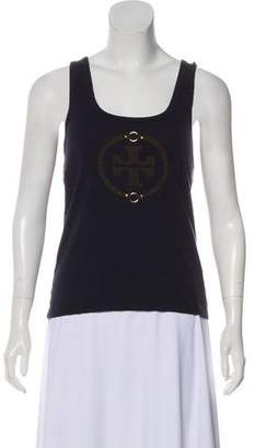 Tory Burch Sleeveless Tank T-shirt