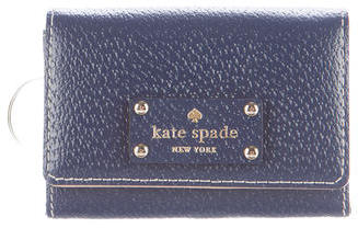 Kate Spade Kate Spade New York Leather Keychain Wallet