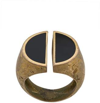 Andrea D'Amico divided signet ring