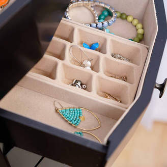 FINE JEWELRY Hives & Honey Florence Honey Black Jewelry Armoire