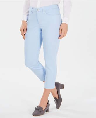 Charter Club Tummy-Control Bristol Capri Jeans