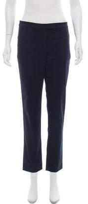Alexander Wang Jacquard Mid-Rise Pants