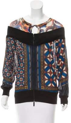 Jean Paul Gaultier Soleil Oversize Knit Top