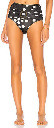 Salinas High Waisted Bikini Bottom