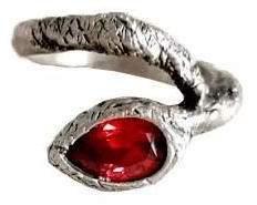 Sweet1985 Serpent Ring