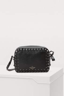 Valentino Camera Heart Spike bag