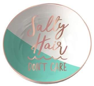 SLANT COLLECTIONS Salty Hair Trinket Bowl