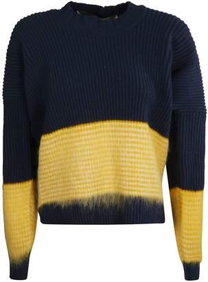 Sportmax Block Stripe Sweater
