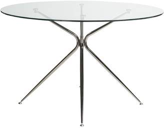 Pottery Barn Avery Round Dining Table