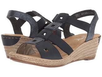Rieker 62488 Fanni 88 Women's Shoes