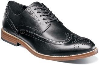 Nunn Bush Middleton Mens Wingtip Dress Oxford Shoes