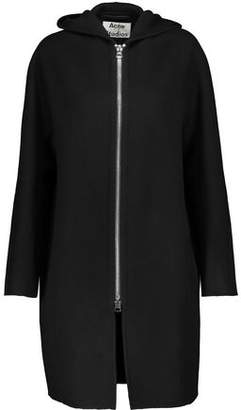Acne Studios Emile Wool And Cashmere-Blend Coat