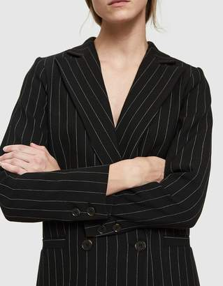 Ganni Brighton Blazer in Black