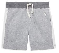 Ralph Lauren Boys' Cotton French Terry Shorts - Little Kid