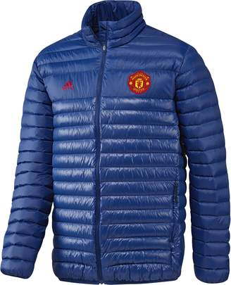 e4666707fef4 adidas adida Performance Men Mancheter United Football Light Down Padded  Jacket