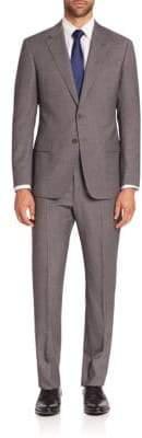 Armani Collezioni Soft Model Micro Suit