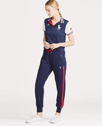 Ralph Lauren US Open Ball Girl Jogger