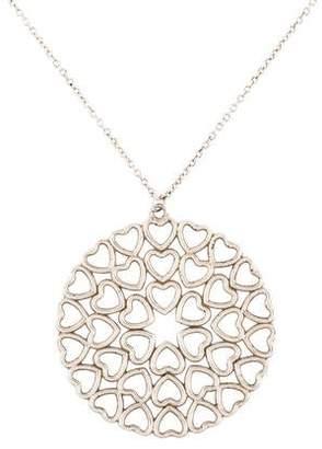 d11aea4ce Tiffany & Co. Paloma Picasso Heart Pendant Necklace