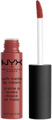 Nyx Cosmetics Soft Matte Lip Cream - Rome $5.99 thestylecure.com
