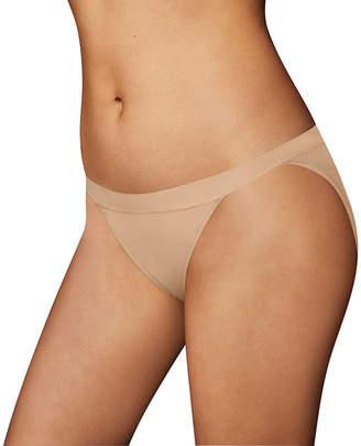 Maidenform One Fab Fit String Microfiber Bikini Panty Dmffsb